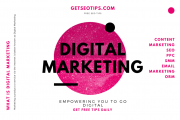 Jump ahead into Digital Marketing with 6 Easy Steps.